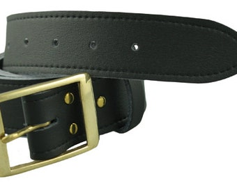 Vegan Belt Vegetarian Belt Trousers Belt Black Trousers Belt