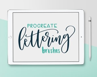 Pack of 8 Procreate Brushes