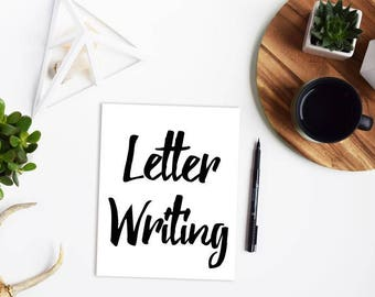 Writing Services | Letter Writing | Business | Personal | Correspondence