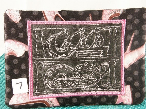 Ith Mug Rug Vintage Kitchen Design No 7 Of Set 10 Instant Download From Ozstitchembroidery