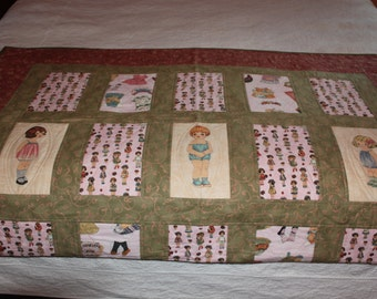 507 Paper Doll Quilt