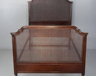 Single Early 20th Century Single Bed Frame