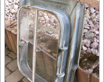 antique roof window from France