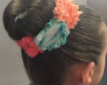 Flower Bun Wrap