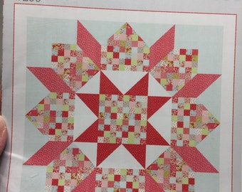 Thimbleblossoms PATCHWORK SWOON quilt new unused pattern Bonnie and Camille