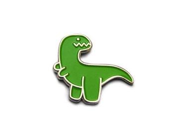 Dinosaur Enamel Pin