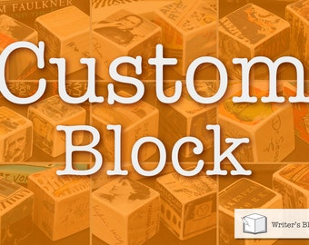 Writer's Block: Custom Block