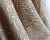 gauzy open weave woven ta...