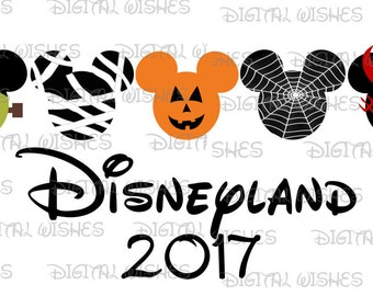 Minnie Mouse dressed as a ghost Halloween Digital Iron on