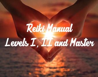 Course: Reiki I, II & Master