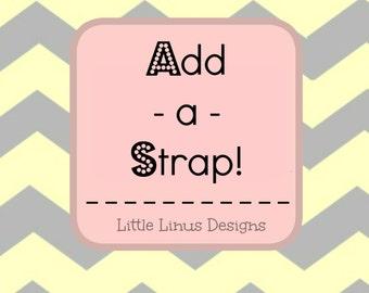 Add a Strap! - Bonding Carry Bag - Cozy Cuddle Sack - Hedgehog / Guinea Pig / Rat / Ferret / Small Pet