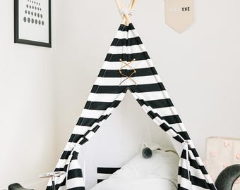 BOWIE Kids Teepee Play Tent Tipi