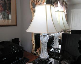 CRYSTALTABLE LAMP