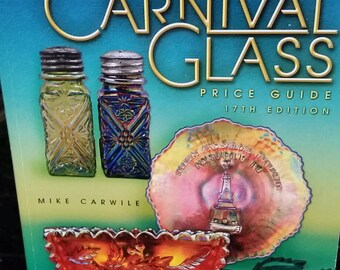 Carnival glass price guide 17th edition