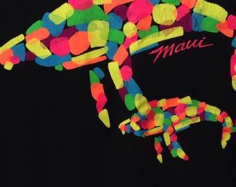 Neon Bird Maui Tshirt