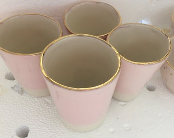 The Pink Plate Signature Series- Espresso cup