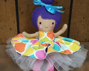 Rag Doll, CUSTOM Doll, Handmade Doll, Soft Doll, Doll, Cloth Doll, Personalized Doll, Fabric Doll, Custom Fabric Doll, Look Like Me Doll