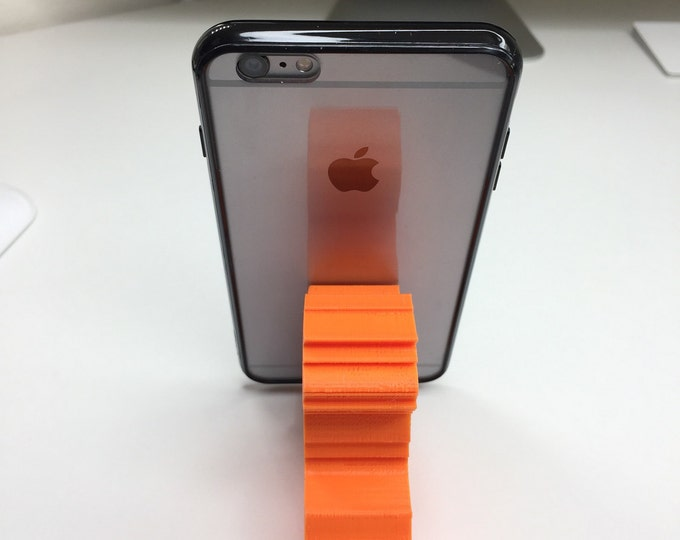 Kakaroto Style Desktop Smartphone Stand | Cell Phone Holder | 3D Printed