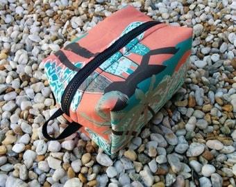 surf  Toiletry Bag -  Travel Bag - Tool Pouch - Utility Bag