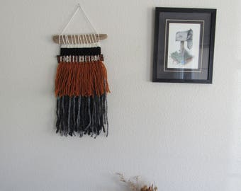 Willoughby // hand woven wall hanging