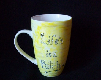 Cup hand paint, coffee cup, tea cup, coffee mug, gift idea, Christmas gift