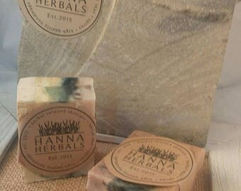 Dark Ale Soap - Beer Soap- set of 2 bars - 2 ounce bars - Wedding Favors - Gifts for Him - Gifts for her - Guest soaps - Hand soap