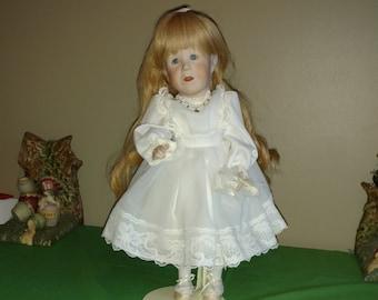 """Stunning Vintage Susan Wakeen 14"""" LE 5 of 250 Doll """"Kristen"""""""