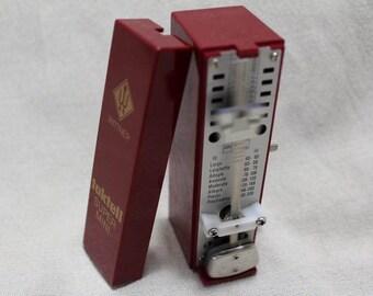 Vintage Wittner Super-Mini Taktell Metronome