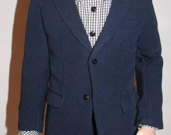 BJD Clothes msd Suit for FID man Iplehouse