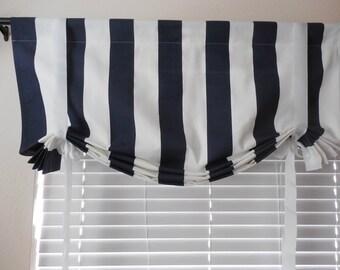 Window roll up shade stage coach blind swedish roll up shade tie up panel roll up panel tie up curtains custom curtains