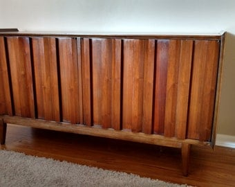 Mid Century Lane First Edition Credenza / Buffet / Sideboard