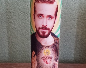 Ryan Gosling Saint Candle