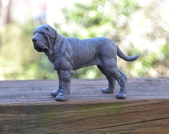 Mastiff Dog for Use in a Fairy Garden
