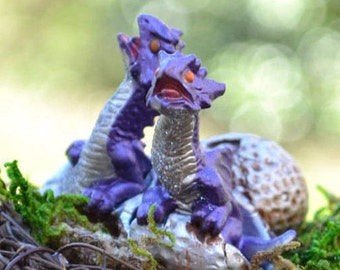 Baby Dragon Hatchlings for use in Fairy Garden