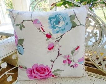 Pillowcase of roses