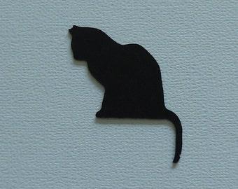 Cat Die Cuts