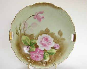 Decorative Lefton China Numbered Plate