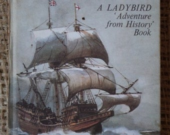 The Pilgrim Fathers. A Vintage Ladybird Book. Series 561. 1973
