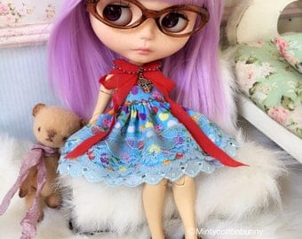 Blythe Happy Cherries  dress