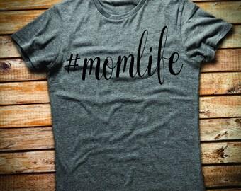 Mom Shirt #Momlife Shirt New Mom Gift Mothersday Gift