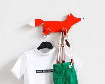 Hanger «Fox Isolde» Clothes hanger Clothes rack