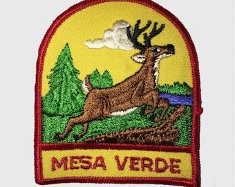 Vintage Mesa Verde Deer Patch