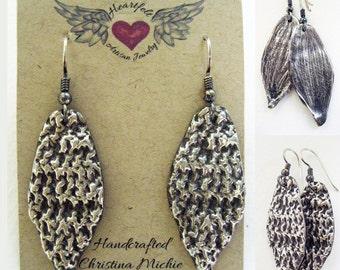 Long Earrings for Women,Silver Earrings,Dangling Earrings,Drop Earrings,Gift for her,Statement Jewelry,Solid Sterling Silver,Dangle Earrings