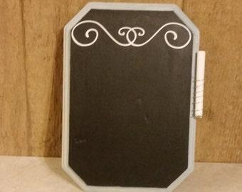 Decorative Chalkboard Plaque