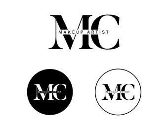 Letter Logo Text Logo Design Makeup Artist Logo Photographer Logo Event Planner Logo
