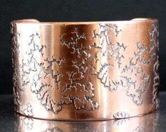 Copper Jewelry, Copper Bracelet, Irish Bracelet, Steampunk Jewelry, Steampunk Bracelet, Celtic Bracelet,Copper cuff, Zen jewelry