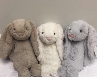 Personalized Bunny Rabbit