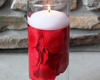 Floating Silk Rose Petals, 300 petals