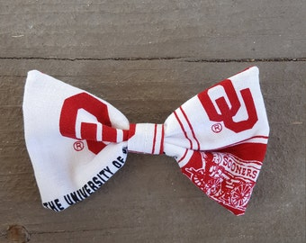 University of Oklahoma - OU Sooners Bow Tie
