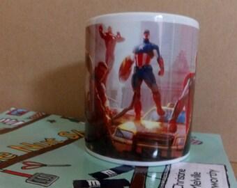 SALE Marvel Avengers Mug 20% OFF